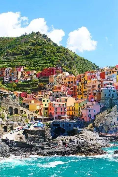 春暖花开亚洲有码区_你向往义大利面朝大海,春暖花开的五渔村么?
