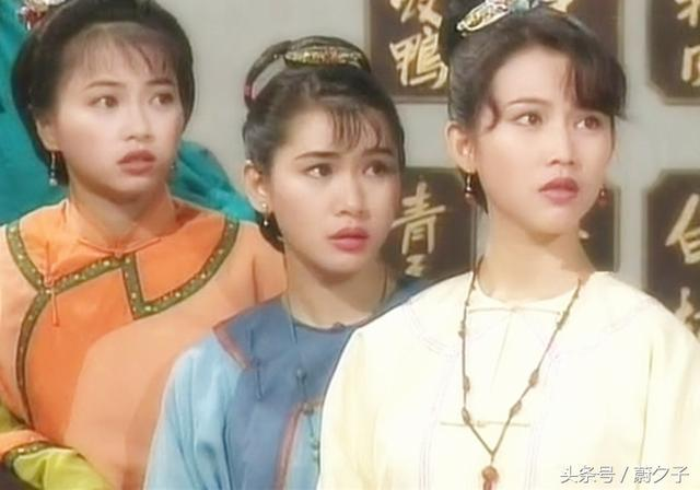 Image: 蔡少芬10個古裝角色,兩次比美洪欣,不輸梁小冰、袁潔瑩- 愛經驗